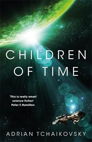 Children of Time (hardcover, 2015, Tor)