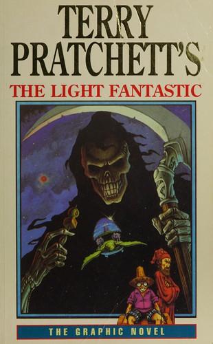 Terry Pratchett's The light fantastic (1992, Corgi)