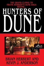 Hunters of Dune (2006, Tor Books)