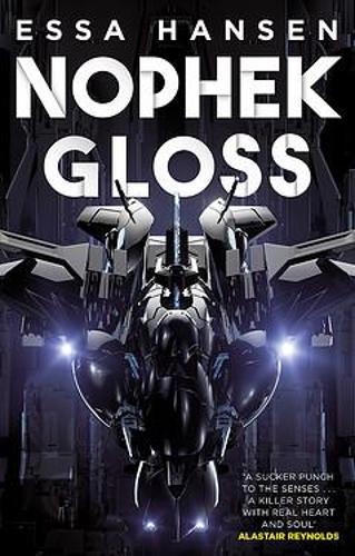Nophek Gloss (2020, Orbit)