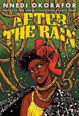 After the Rain (Hardcover, 2021, Abrams ComicArts)