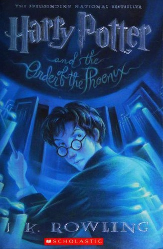 Harry Potter and the Order of the Phoenix (2004, Scholastic)