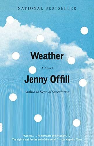 Weather (paperback, 2021, Vintage)