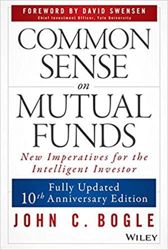 Common Sense on Mutual Funds (eBook, 2010, John Wiley & Sons, Ltd.)