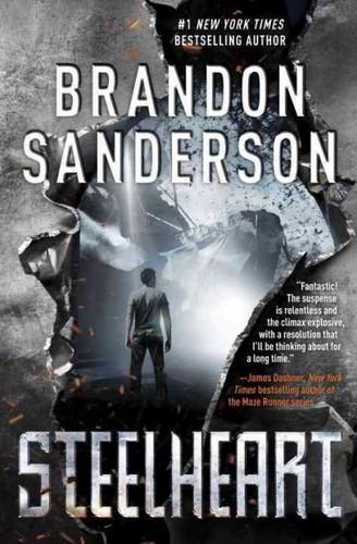 Steelheart (2013, Delacorte)