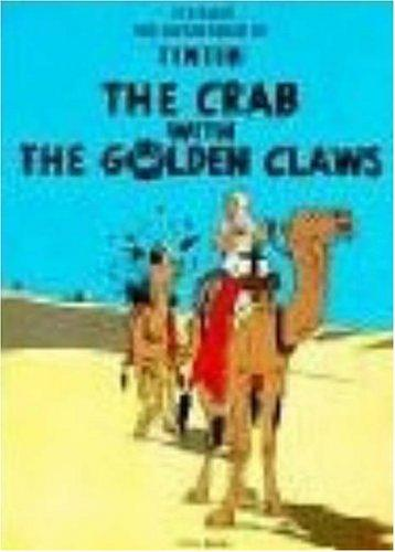 The crab with the golden claws (2002, Egmont)
