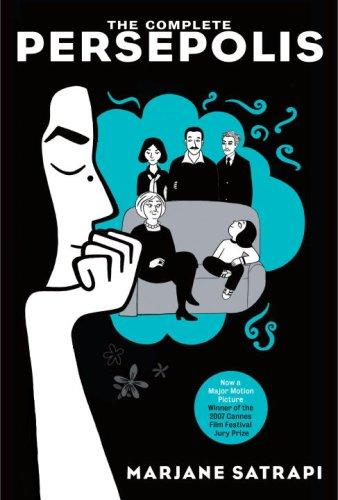 The complete Persepolis (2007, Pantheon Books)