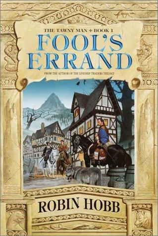 Fool's Errand (2002, Bantam Books)