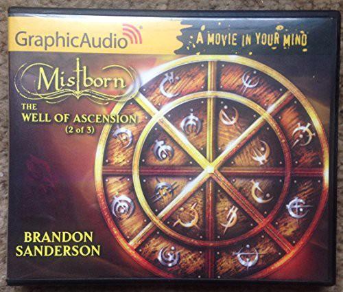 Mistborn (audio cd, 2014, GraphicAudio)