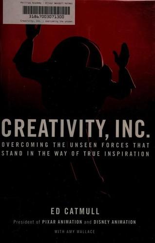 Creativity, Inc. (2014, Random House)