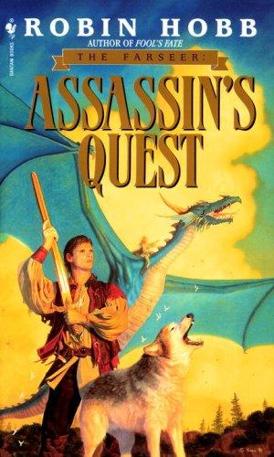 Assassin's Quest (The Farseer Trilogy, Book 3) (Mass Market Paperback, 1998, Spectra)