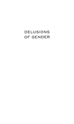 Delusions of gender (2010, W. W. Norton)