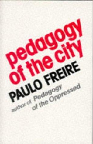 Pedagogy of the city (1993, Continuum)
