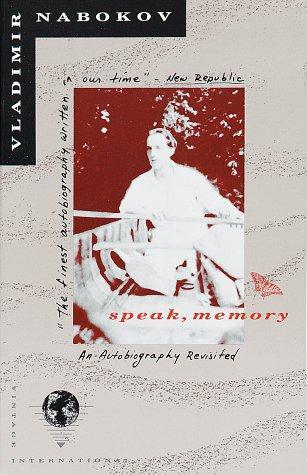 Speak, Memory (Paperback, 1989, Vintage)