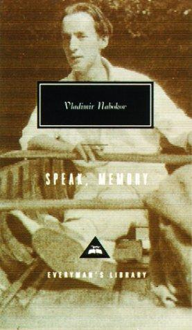 Speak, memory (1999, Alfred A. Knopf)