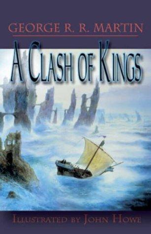 A Clash of Kings (Hardcover, 2004, Meisha Merlin Pub (P))