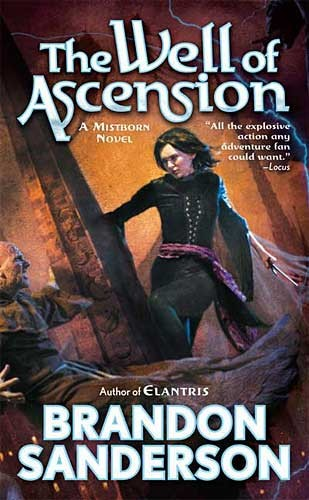 The Well of Ascension (Mass Market Paperback, 2008, Tor Fantasy)