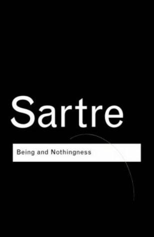 Being and Nothingness (Paperback, 2003, Routledge)