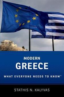 Modern Greece (Paperback, Oxford University Press)