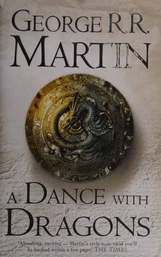 A Dance With Dragons (Hardcover, 2011, Harper Collins)