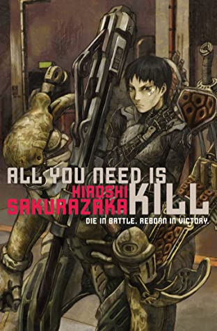 All You Need Is Kill (2009, VIZ Media)