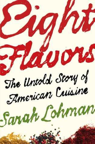 Eight Flavors (2016, Simon & Schuster)