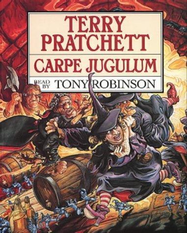Carpe Jugulum (Audio cassette, 1998, Corgi Audio)