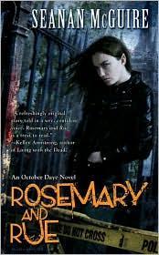 Rosemary and Rue (2009, Daw Fantasy)