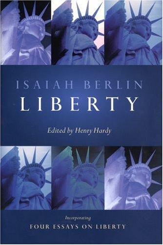 Liberty (2002, Oxford University Press, USA)