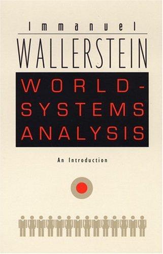 World-Systems Analysis (Paperback, 2004, Duke University Press)