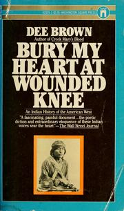 Bury My Heart at Wounded Knee (1981, Pocket)