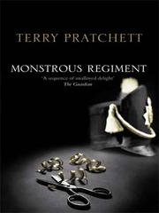 Monstrous Regiment (Discworld) (2007, Corgi)