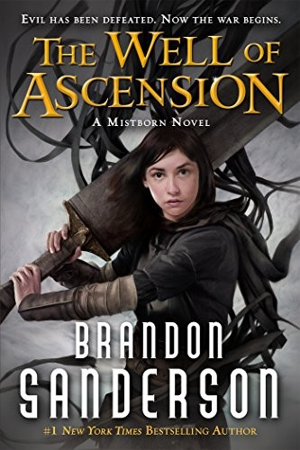 The Well of Ascension: A Mistborn Novel (2014, Tor Teen)