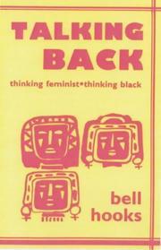 Talking Back (Hardcover, 1998, South End Press)