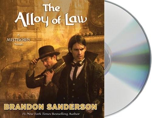 The Alloy of Law (audio cd, 2016, Macmillan Audio)