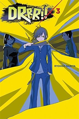 Durarara!!, Vol. 3 (paperback, 2016, Yen Press)