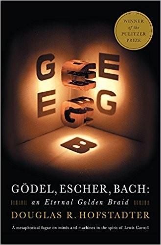 Gödel, Escher, Bach : an eternal golden braid (1999, Basic Books)