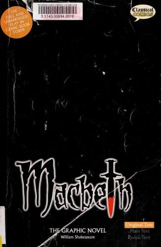 Macbeth (2008, Classical Comics)
