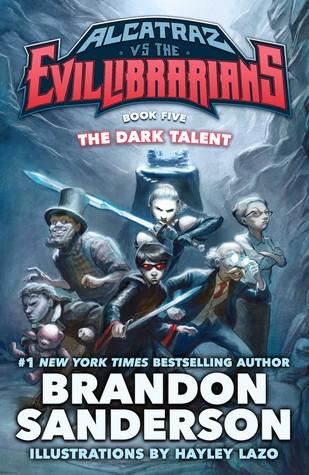 The Dark Talent (Hardcover, 2016, Starscape)
