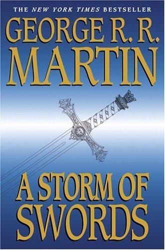 A Storm of Swords (Paperback, 2002, Spectra)