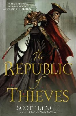 The Republic of Thieves (2010, Spectra Books)