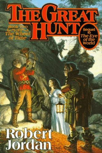 The Great Hunt (1990, Tom Doherty Associates)