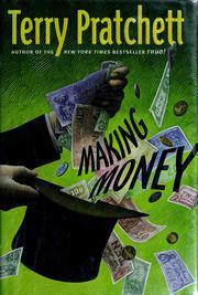 Making money (Hardcover, 2007, HarperCollins)