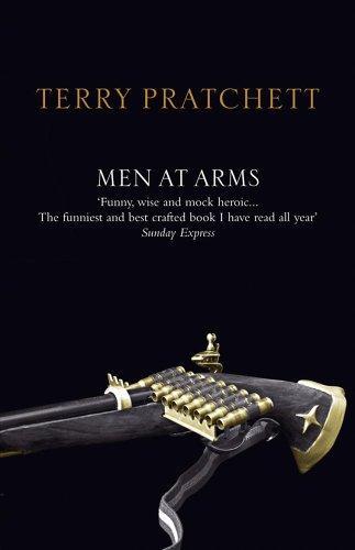 Men At Arms (Paperback, 2005, Corgi)