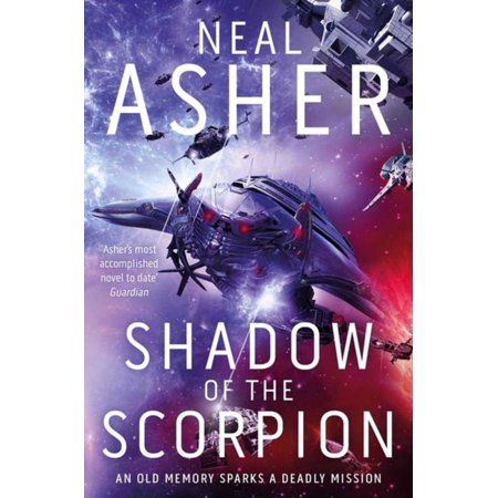 Shadow of the Scorpion (Paperback, 2008, Night Shade Books)