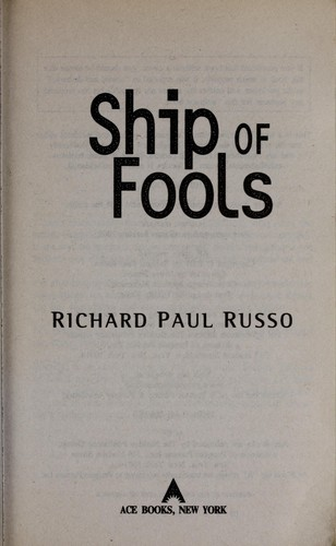 Ship of fools (2002, Ace Books)