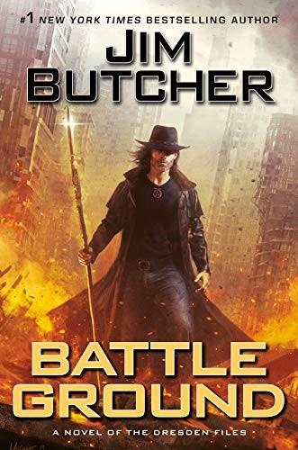 Battle Ground (hardcover, 2020, Ace)