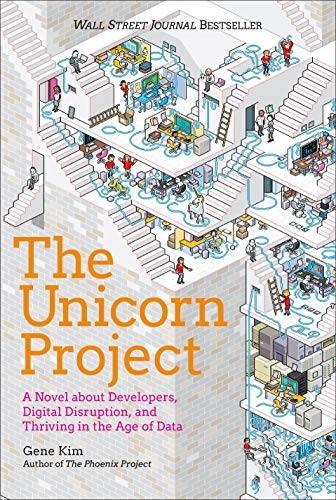 The Unicorn Project (2019, IT Revolution Press)