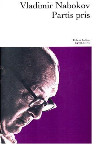 Partis pris (Paperback, 1999, Robert Laffont)