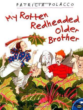 My Rotten Redheaded Older Brother (1998, Aladdin Paperbacks)